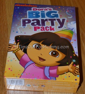 Doras Big Party Pack A Time Out for Mommy