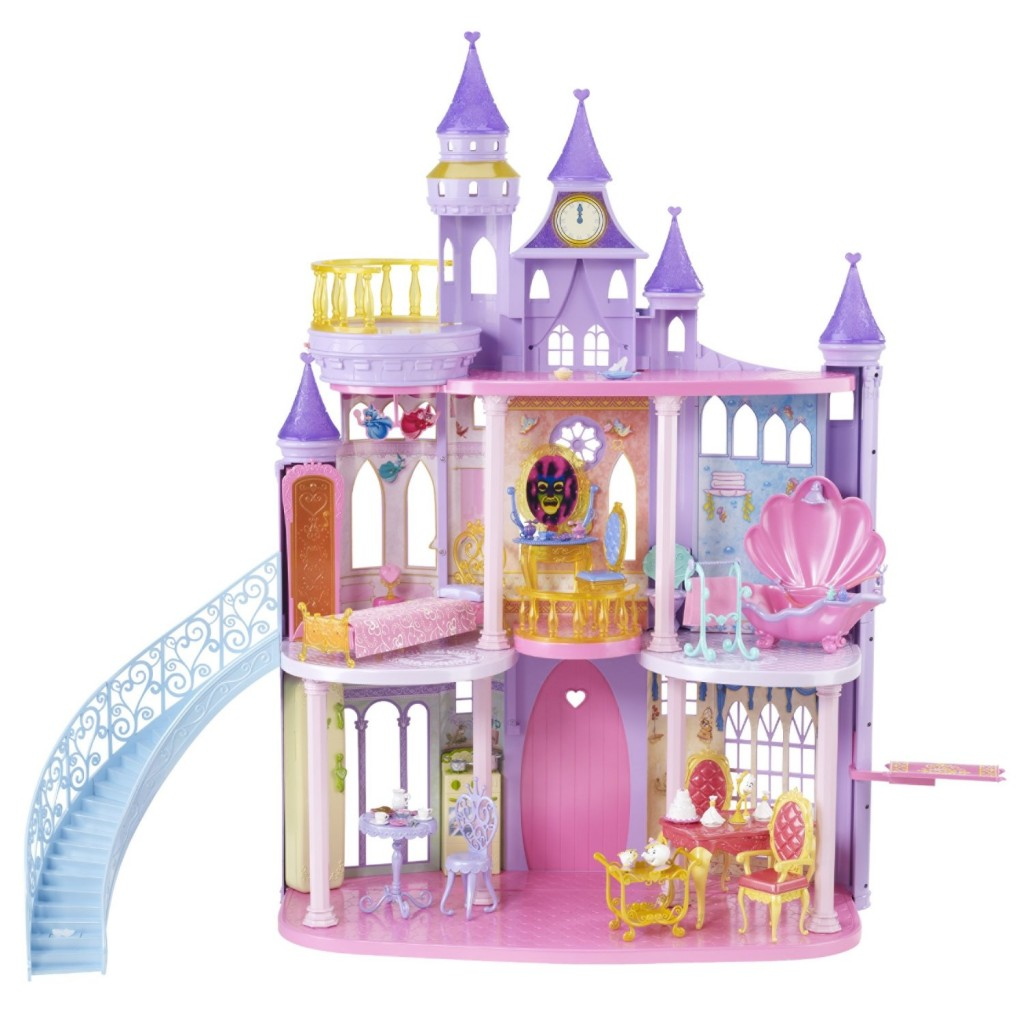 Holiday Gift Guide Sponsor: Disney Princess Ultimate Dream Castle