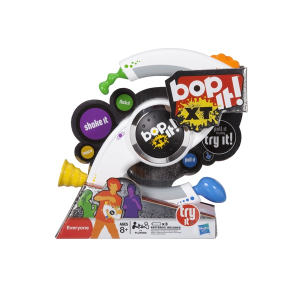 Family Game Night Idea: Bop It XT (Giveaway!)