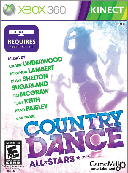 Country Dance All Stars on Kinect for Xbox Review
