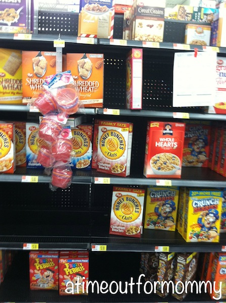 Champions for Kids and Post Cereals
