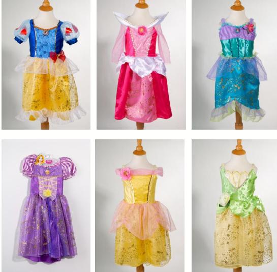 Disney Short Dresses