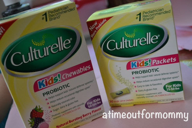 Beat Back to School Bugs with Culturelle!