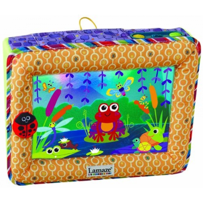 Lamaze Crib Soother Giveaway Tomytoys A Time Out