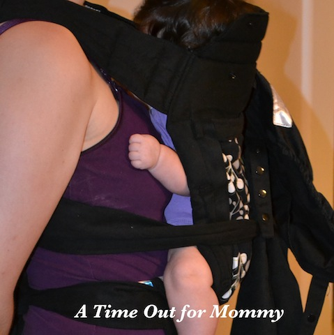 Infantino Ecosash A Baby Carrier That Grows With Baby