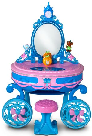 Kmart S Fab 15 A Cinderella Vanity Giveaway Time Out For Mommy