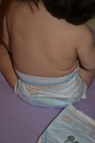 Keep Baby Clean And Dry With Huggies Diapers
