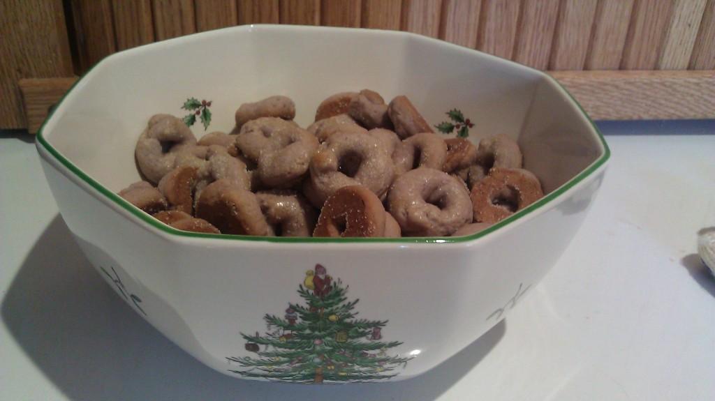 Italian Wine Cookies