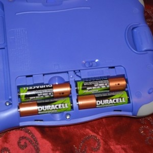 May I suggest rechargeable batteries?