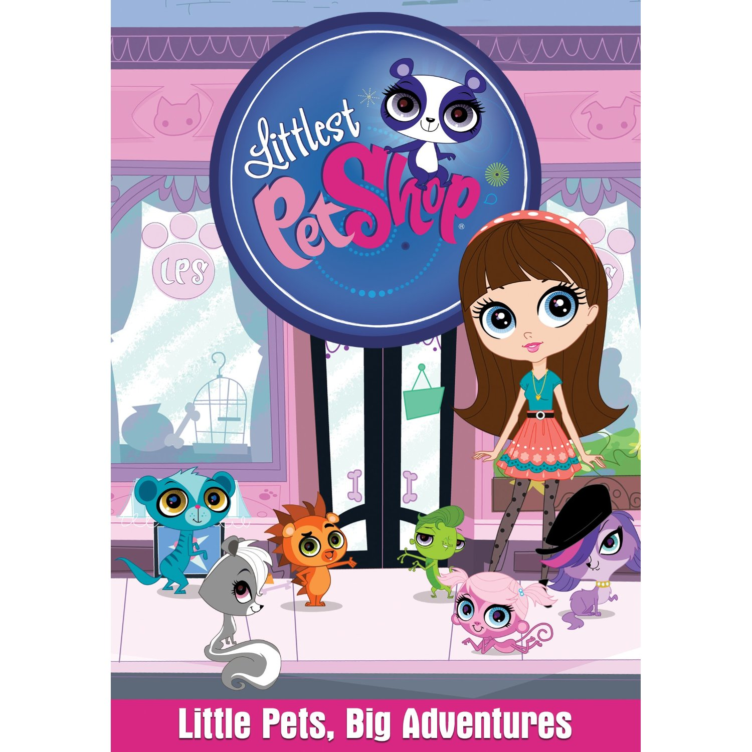 Littlest Pet Shop A Time Out For Mommy