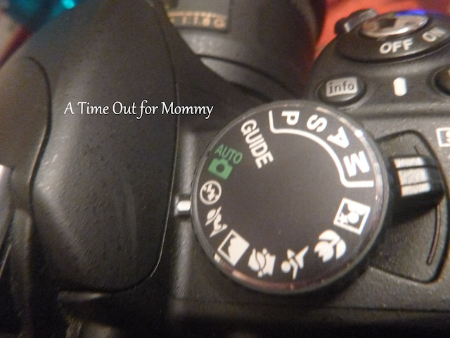 Get Your Camera Out of Auto!
