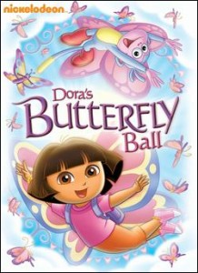 doras butterfly ball