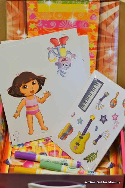 Dora Rocks Out At Target Nickelodeonpr A Time Out For