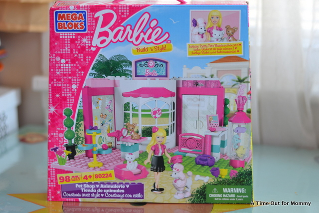 Create Your Own Barbie World With Mega Bloks