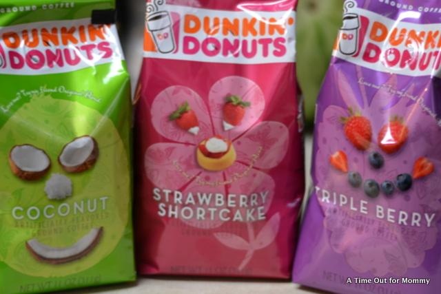 Dunkin Donuts Seasonal Coffee-002