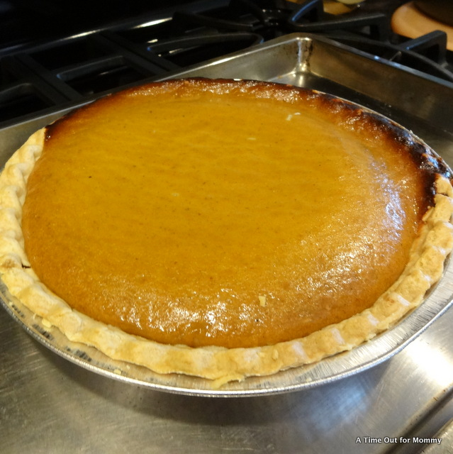 Pumpkin Pie in May? Of Course You Can! #CansGetYouCooking