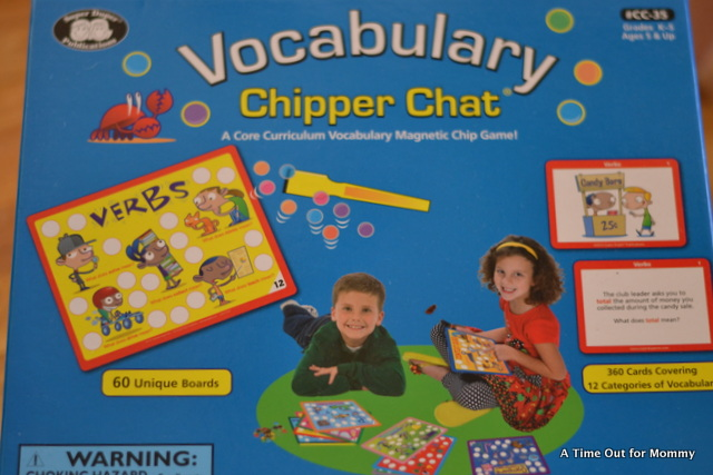 VOCABULARY CHIPPER CHAT