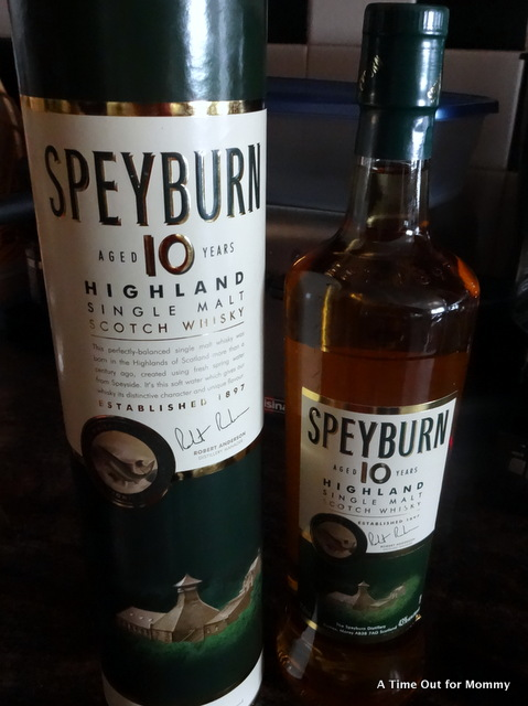 Give Dad A Time Out with Speyburn Whiskey!