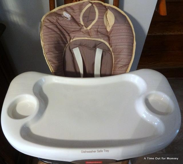 Fisher Price Chair Top High Chair Snugabear
