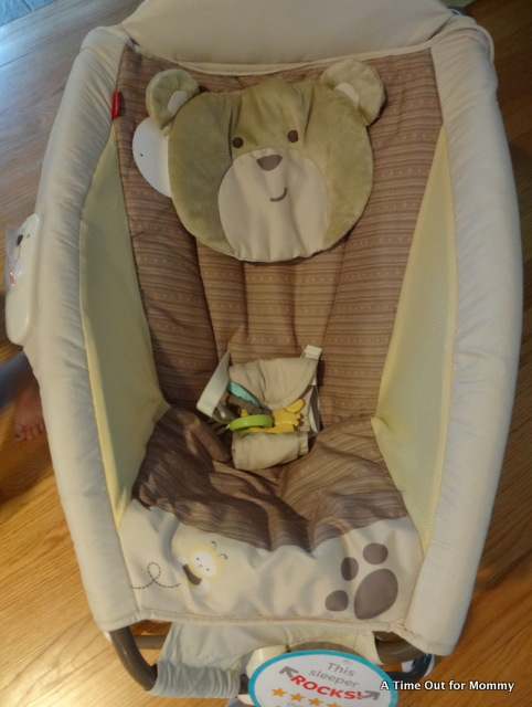 Fisher Price Rock and Play Snugabear