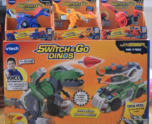 Switch & Go Dinos:...