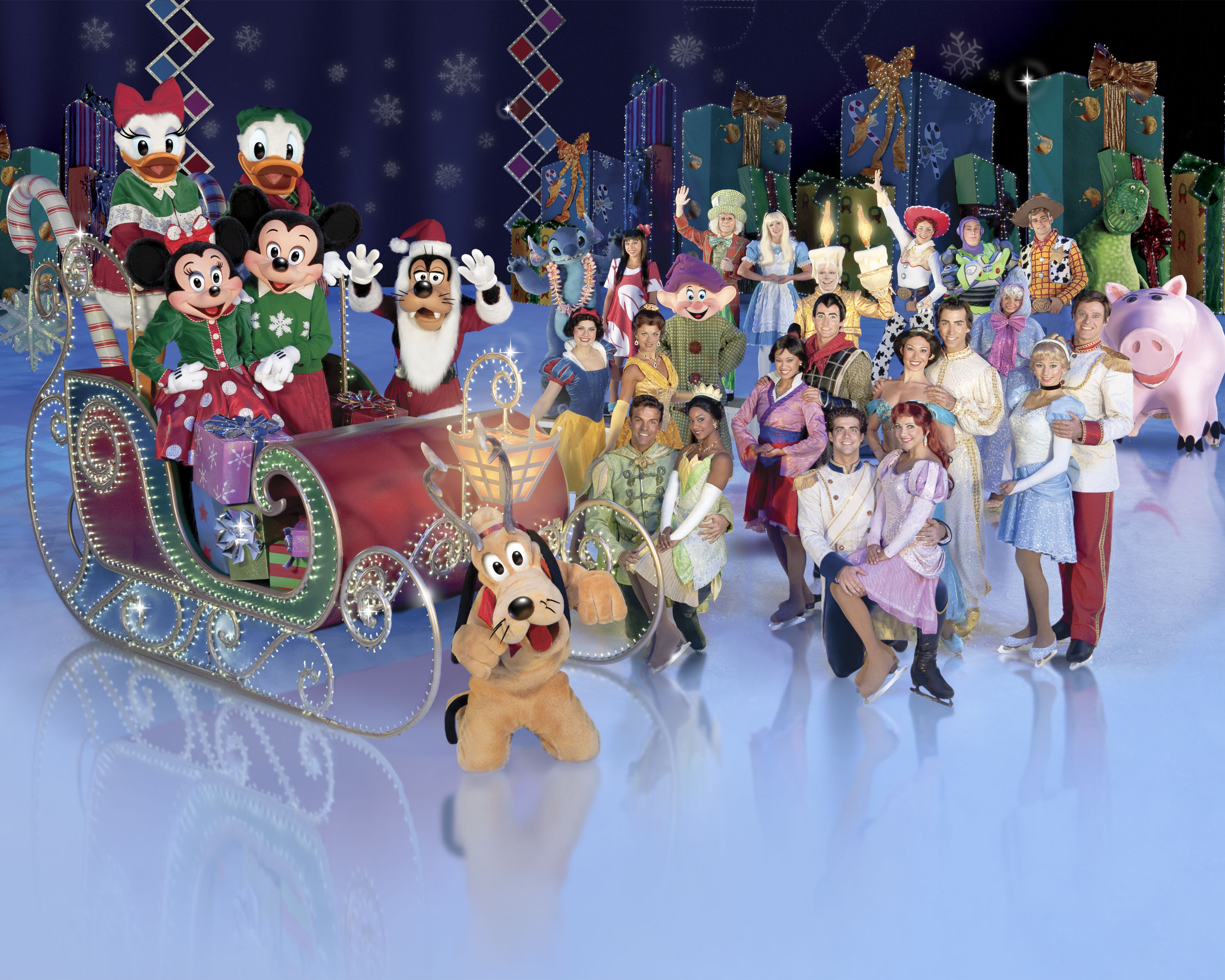 Enter to Win a Family 4 Pack of #DisneyOnIce Tickets in NY/NJ!