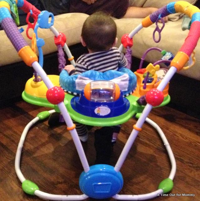 ba0cdf1af Keep Your Infant Happy in the  BabyEinstein Musical Motions Activity ...