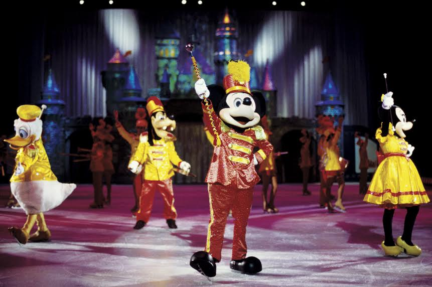 Disney on Ice: 100 Years of Magic! Family Pass 4 Ticket #Giveaway #NYC #NJ #DisneyOnIce