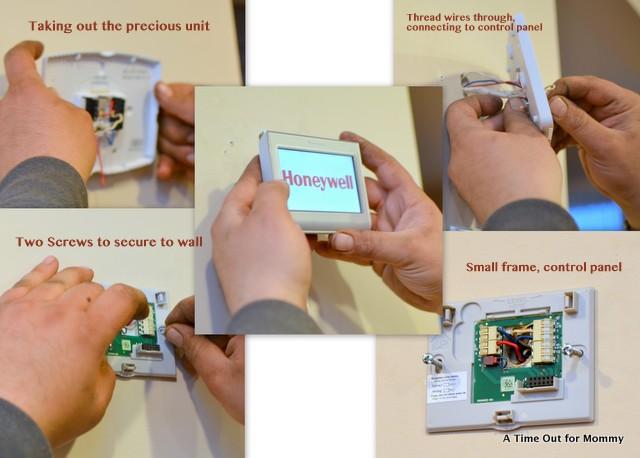 Honeywell Smart Wifi Thermostat-003