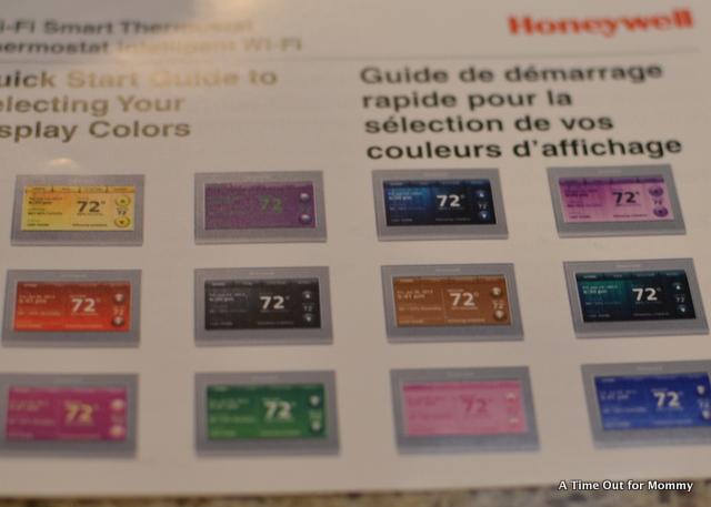 Honeywell Smart Wifi Thermostat-006