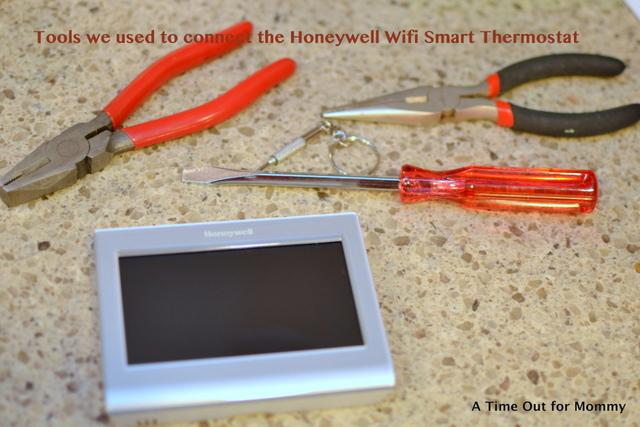 Honeywell Smart Wifi Thermostat-008