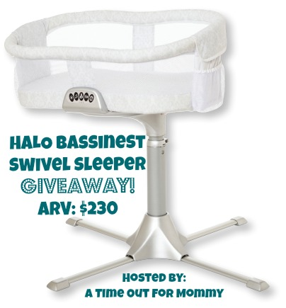 halo bassinest giveaway