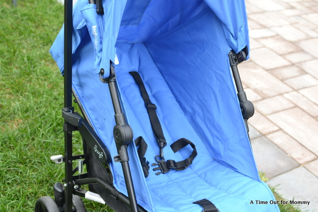 The Inglesina Swift Is Our Top Travel Stroller!