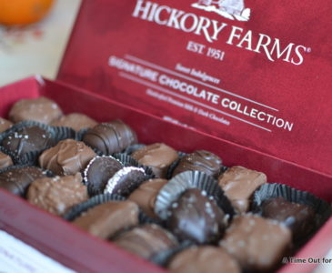 Keeping Up Holiday Traditions With @HickoryFarms. Enter To Win A Gourmet Chocolate Collection!