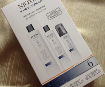 Nioxin Made My Husband a Believer! Now it's your turn to take the #NioxinChallege! (+ #Giveaway!)