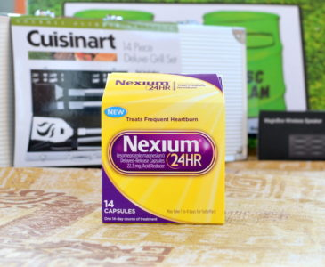 Treating Recurring Heartburn with #Nexium24HR