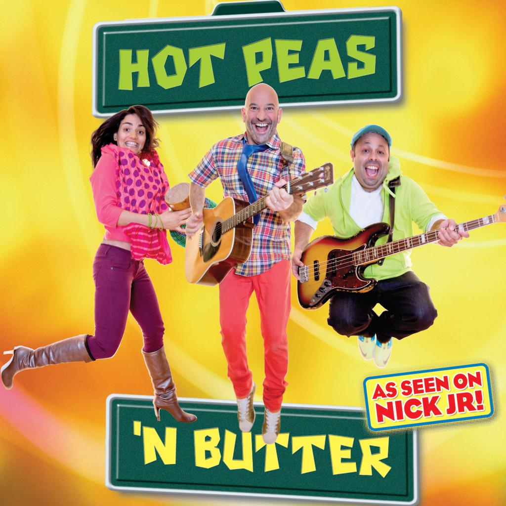 Hot Peas N Butter