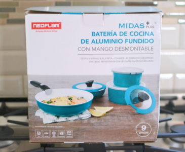 Summer Kitchen Basics with Neoflam Midas Plus Cookware