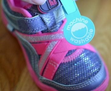 Washable Shoes from Stride Rite! Made2Play