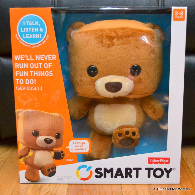 fisher price smart toy bear instructions
