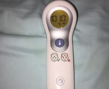 Braun Now Offers a No-Touch Thermometer!