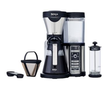 Your All In One Coffee Brewing Machine: The Ninja Coffee Bar