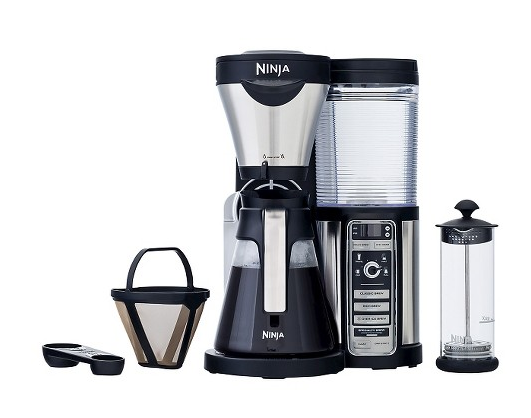 Your All In One Coffee Brewing Machine The Ninja Coffee