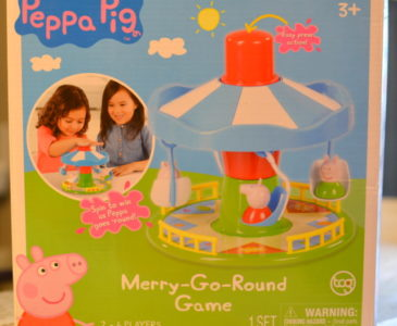 Have a Very Peppa Holiday With Peppa Pig's Latest Toys!