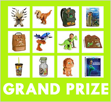 Good Dino grand Prize