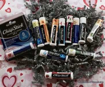 Soft, Smoochable Lips with @ChapStick + a Giveaway!