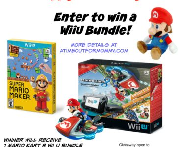 Happy #MAR10Day! Celebrate with a chance to win a #Nintendo #WiiU Bundle!