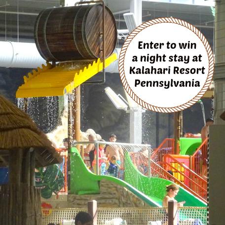 Plan a Spring Break Getaway with a Kalahari Resorts Giveaway! #KalahariSpringBreak