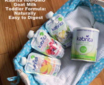 Why We Chose Goats Milk After Weaning #MomsMeet #KabritaUSA