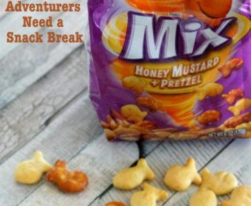 Snack Break for Little Adventurers
